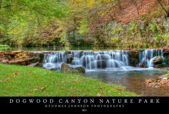 Dogwood Canyon Nature Park Falls /   More of the beautiful falls that are found throughout Dogwood Canyon Nature Park in Lampe, Missouri, US