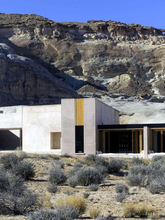 Amangiri Luxury Resort in Canyon Point, Utah
