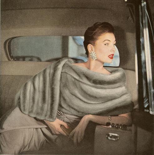 Suzy Parker - 1950's