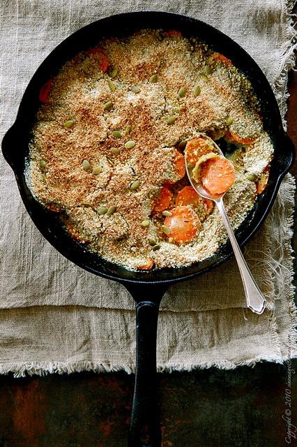 Carrot Crumble