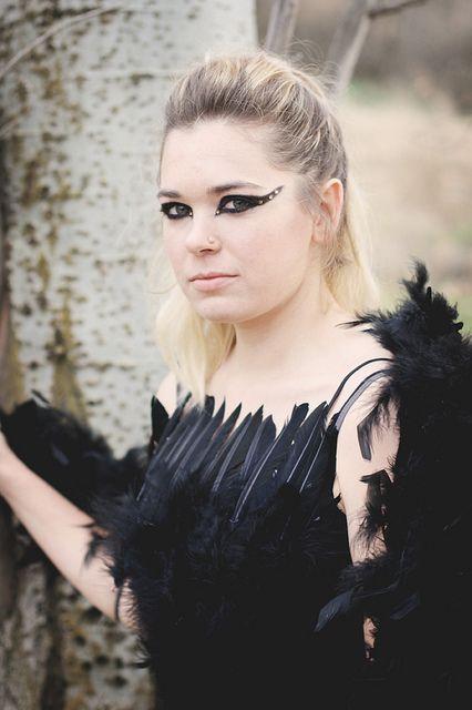 Raven Halloween Costume