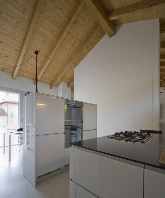 Casa di un collezionista #kitchens #design #minimal