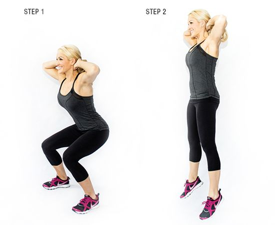 Keep your legs tight and toned with these exercises!