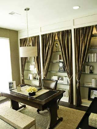 Home Office Design Ideas, Pictures of Home Office Designs, Home Office Decor
