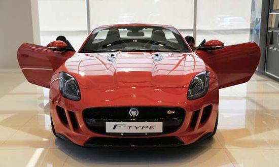 Jaguar sports car, I like