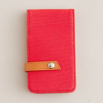 J. Crew iPhone Case: iPhone Case