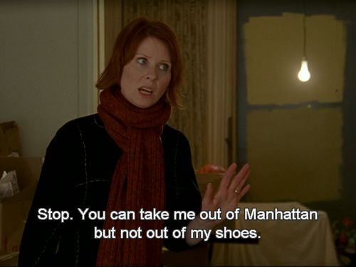 SEX AND THE CITY ;;