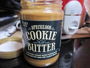 What ELSE to do with TJ's Speculoos Cookie Butter
