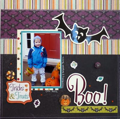 Boo **IMAGINISCE** - Scrapbook.com