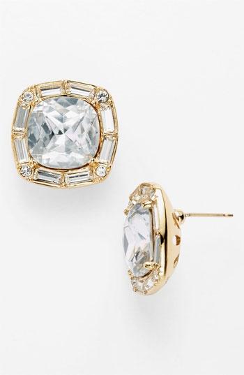 kate spade new york 'on the town' stud earrings