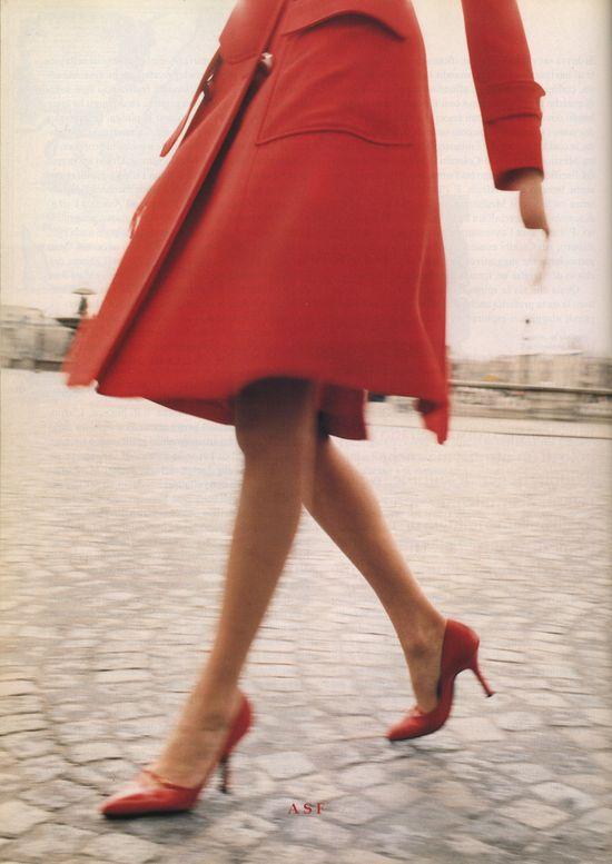 I like red.