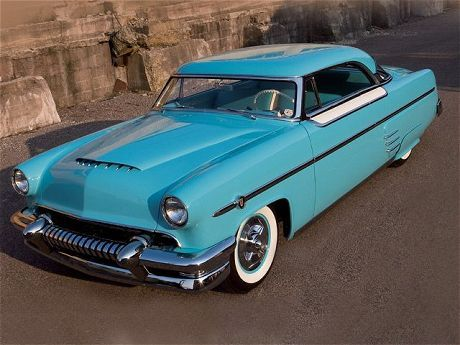 1954 Mercury.