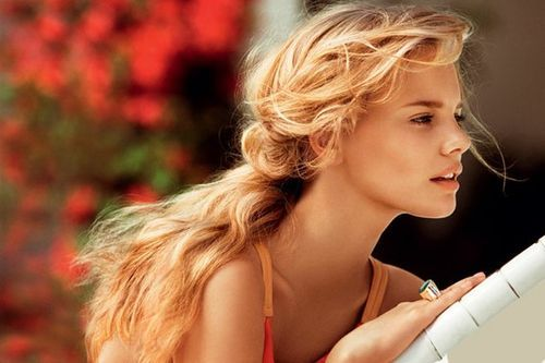 ZsaZsa Bellagio: braids