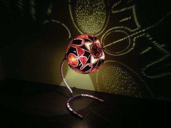 Creative Handmade Gourd
