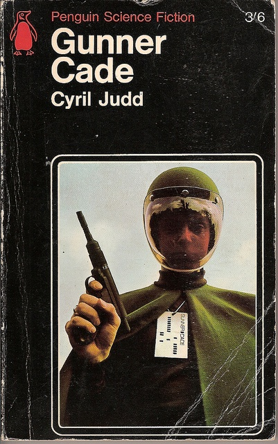 Gunner Cade - Penguin book cover