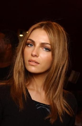 Valentina Zelyaeva Copper Hair