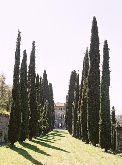 Villa Cetinale in Sovicille, Italy. Photography by Jose Villa