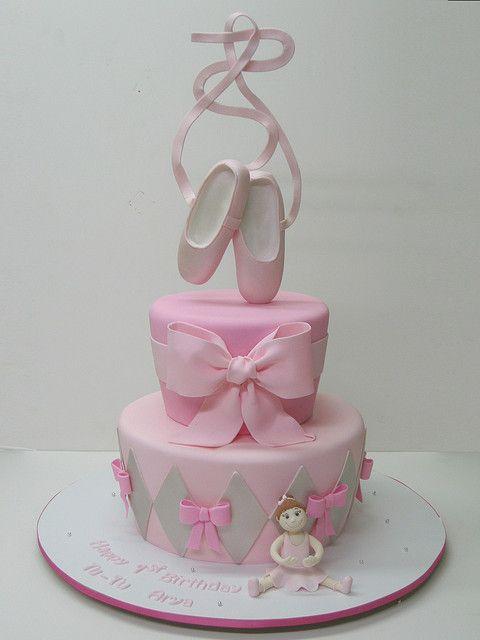 Ballet Cake