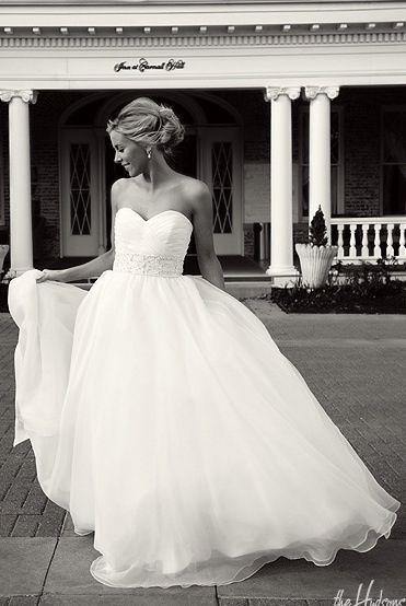Beautiful flowing dress