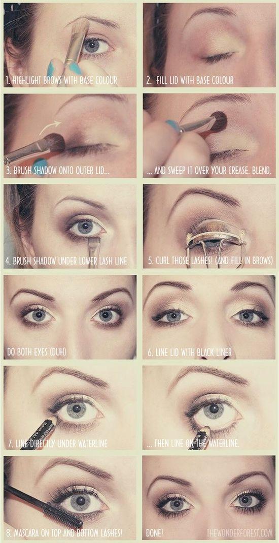 more makeup
