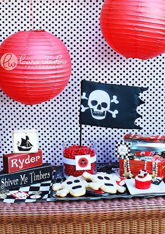 Pirate Party Printable Collection by The TomKat by tomkatstudio, $39.50