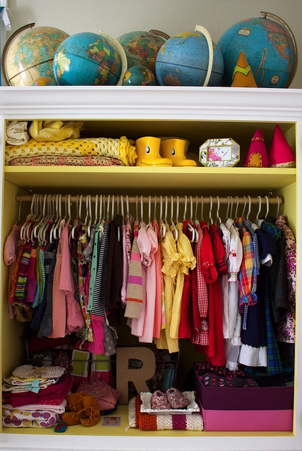 clothes cupboard