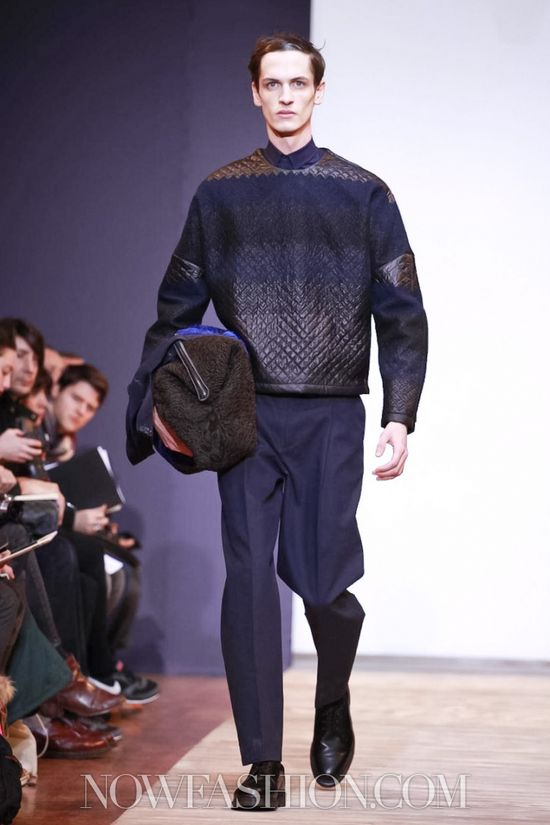 Christian Lacroix Menswear Fall Winter 2013 Paris