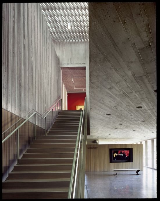 Clyfford Still Museum by Allied Works Architecture. #Stairs