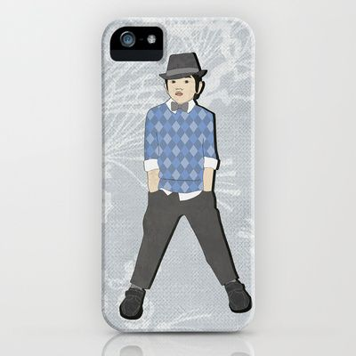 Boys formal wear blue argyle iPhone & iPod Case by Aquamarine Studio - $35.00 Boy, Asian boy, youth, preteen, model, fashion, illustration, fashion design, sweater, bow tie, hat, shoes, pants, dress clothes, apparel, outfit, winter, wardrobe, digital, paper, collage