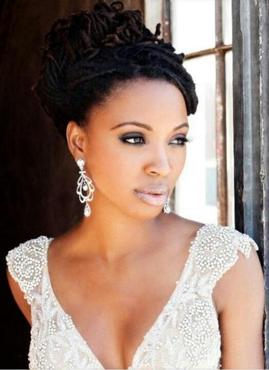 17 Natural Hairstyles for Natural Hair Brides |Munaluchi Bride