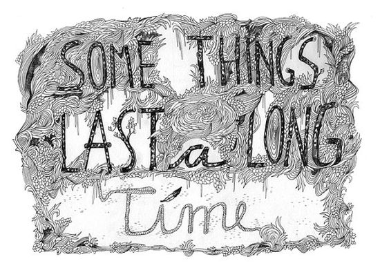 Some Things // A5 print 5x8 by SandraDieckmann on Etsy, £6.00
