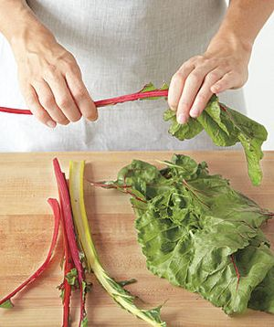 How to Cook Kale, Chard, and Collard Greens, from Real Simple.