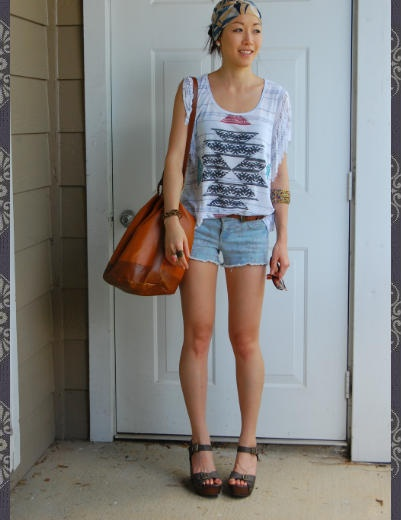 Give an opinion on monkeyshines .'s womens summer outfit for a casual day