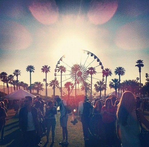 Coachella #love
