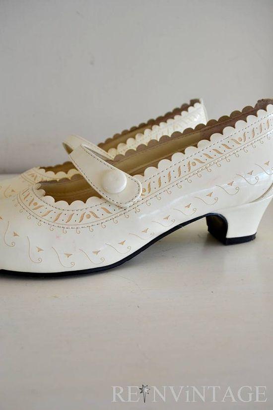 Cute vintage shoes