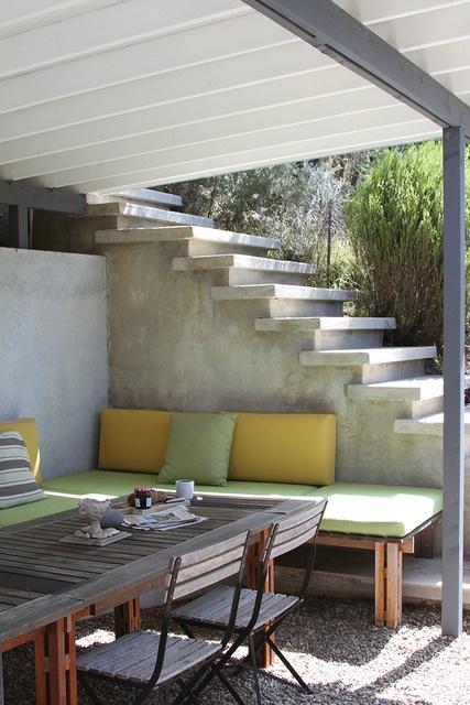 Heinz & Veronique's Mid-Century Home + Prefab Cabin + Studio House Tour