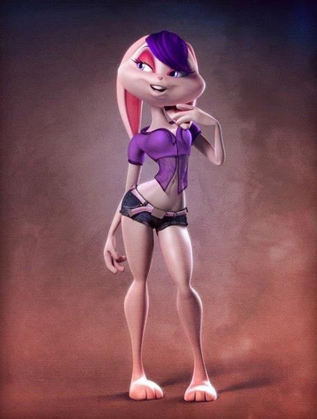 3d-pin-up-character-design (5). Carlos Ortega Elizalde, a Mexican 3D modeler, and a 3D graphic designer currently working at Universidad de Guanajuato. Here's a collection of beautiful 3D character illustrations and pin-up designs created by him.