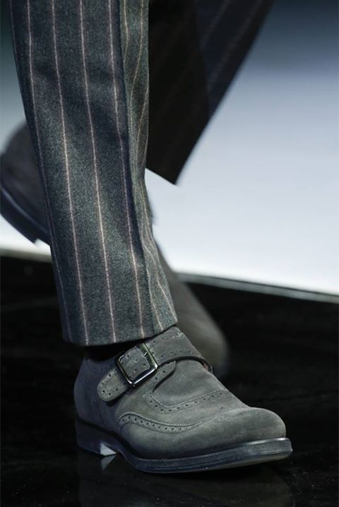 Giorgio Armani - Men Fashion Fall Winter 2013-14.-------- Fine as fuck..  Love this hot look,  MH