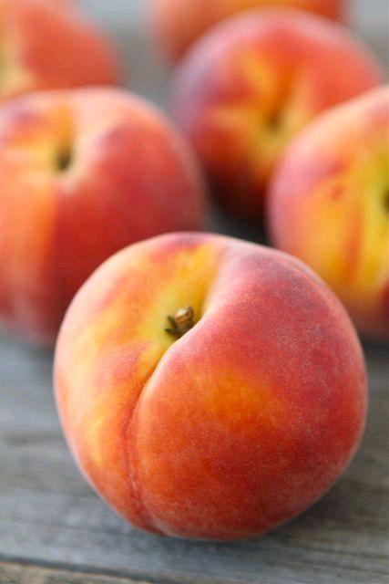 Peaches -- yummy!!!