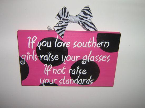 Southern Girl Love!