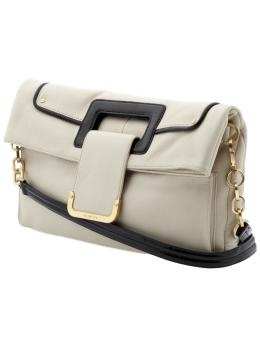 Rachel Zoe Emily: Shoulder bag/clutch with removable strap. $350 #Handbag #Rachel_Zoe_Emily