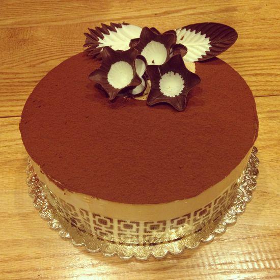 Tiramisu cake from Sheng Kee Bakery.