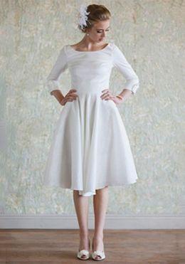 Adorable vintage-style dresses