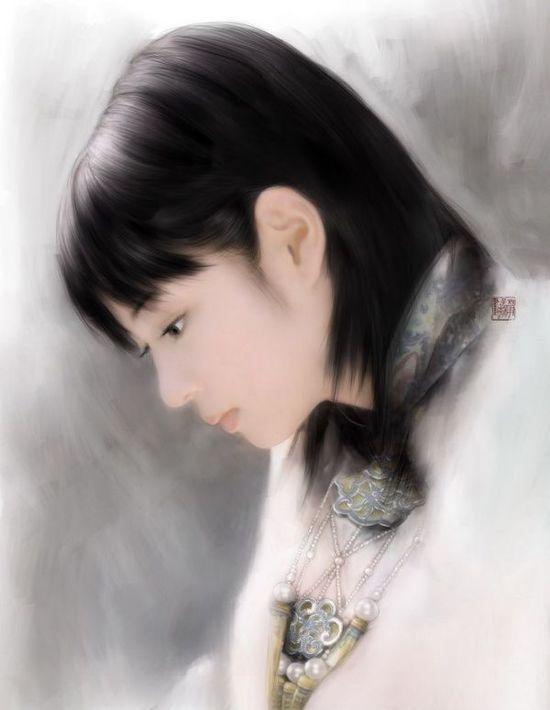 Digital Paintings011 Beautiful Digital Paintings by Weng Ziyang