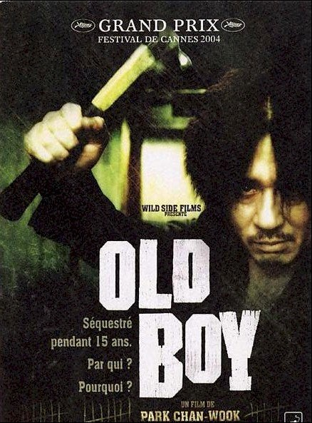 A Chan Wook Park film.