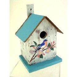 Blue Bird - Bird House