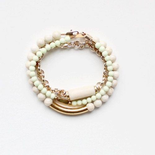 the vamoose gold bracelet