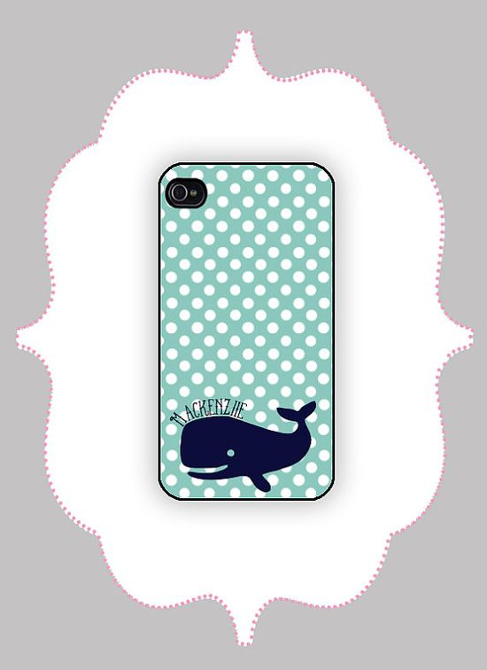 Cute iPhone case on Etsy