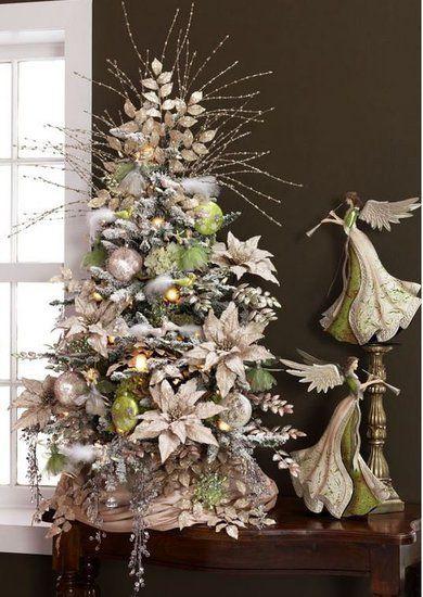 RAZ Christmas Trees Love the angels