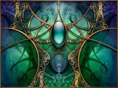 fractal 3d art dmt stimulation body mind soul wallpaper